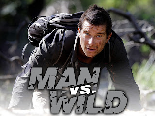 Bear Grylls emission Man Vs Wild