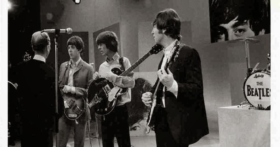 Beatles Act Naturally Yesterday