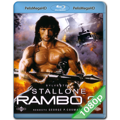 Rambo: Acorralado II (1985) 1080P HD MKV ESPAÑOL LATINO