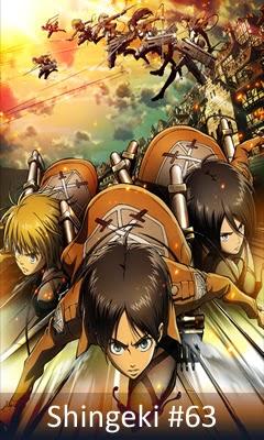 Leer Shingeki no Kyojin Manga 63 Online Gratis HQ