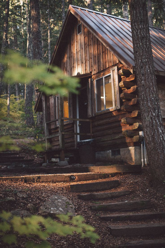 Weekend coundown my paradissi for Cabin in the woods oregon