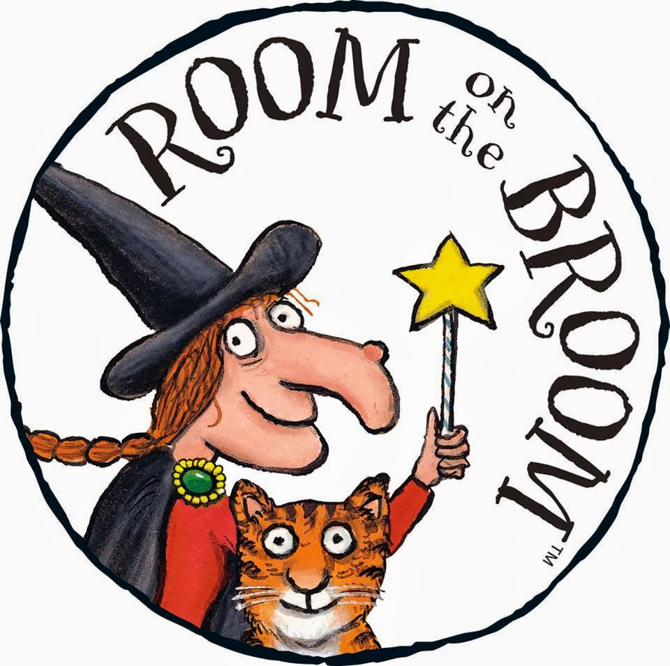 Room On The Broom App And Toys Perfect For Halloween