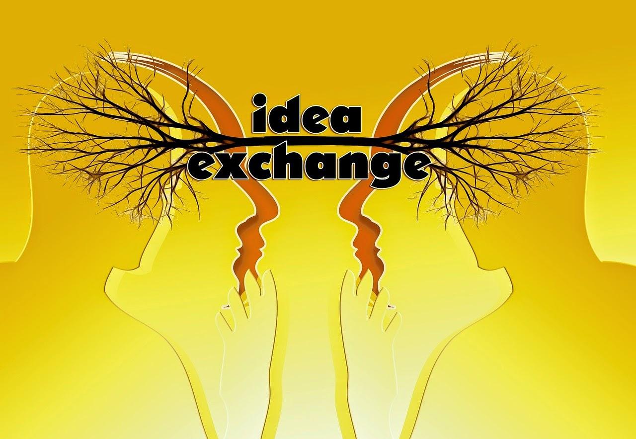 Bild: geralt, pixabay, http://pixabay.com/en/faces-exchange-of-ideas-426078/