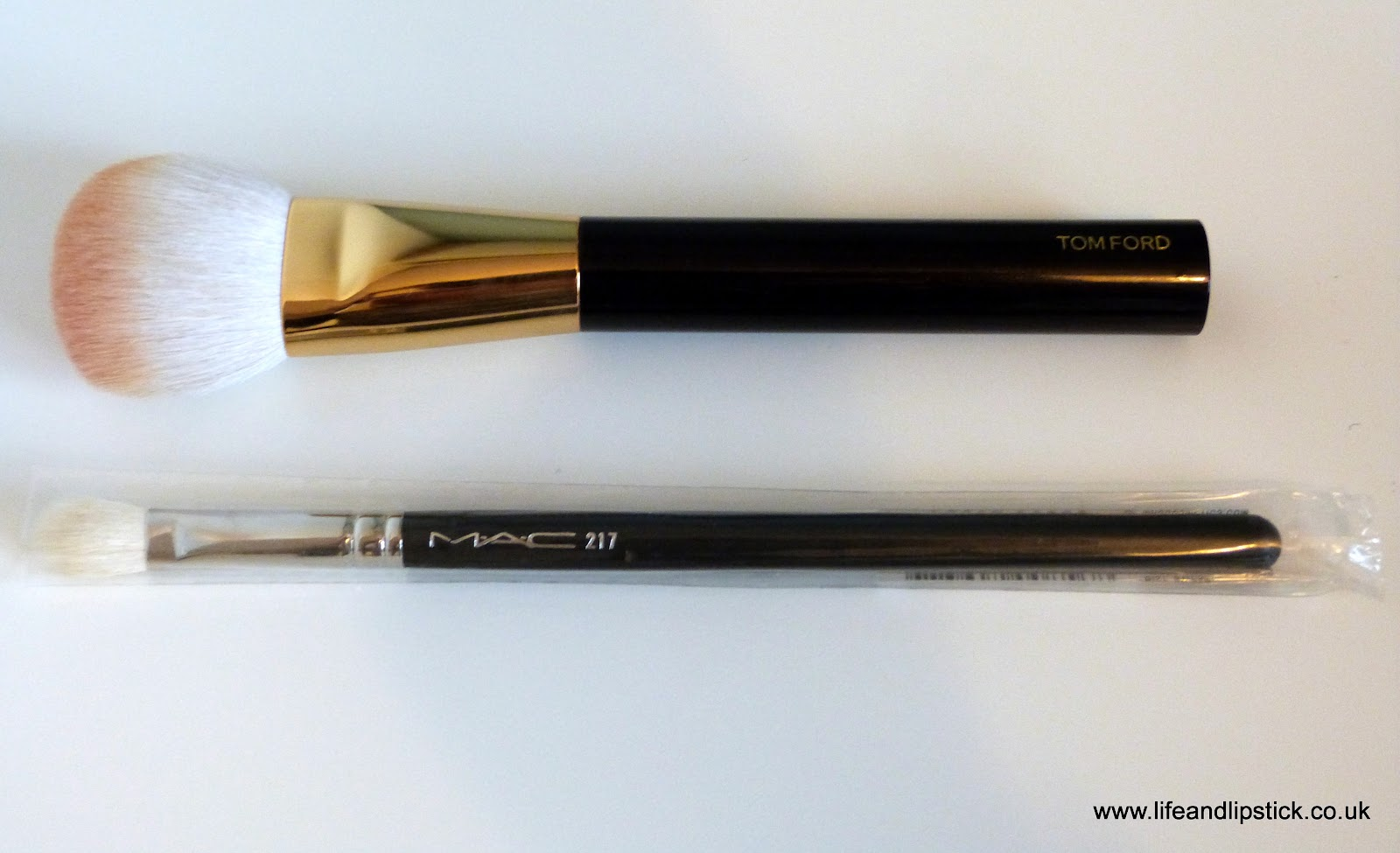 Tom Ford Cheek Brush MAC 217 Collective Beauty Haul