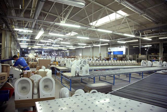Производство сантехники VitrA