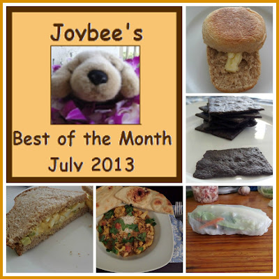 Best of the Month July 2013:  a recap of my most popular blog posts of July 2013