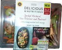 M&S Delicious & Nutritious Smoked Mackerel