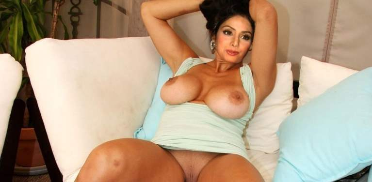 Xxx hot sridevi photos, pussy showing oops