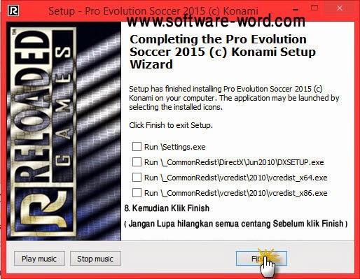 PES ( Pro Evolution Soccer ) 2015 Reloaded Full Crack 100% Working