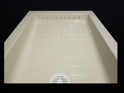 Muebles para ba o y cocina en policuarzo y fibra de vidrio - Fregaderos de fibra ...