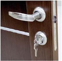Drzwi drewniane - farby Remmers