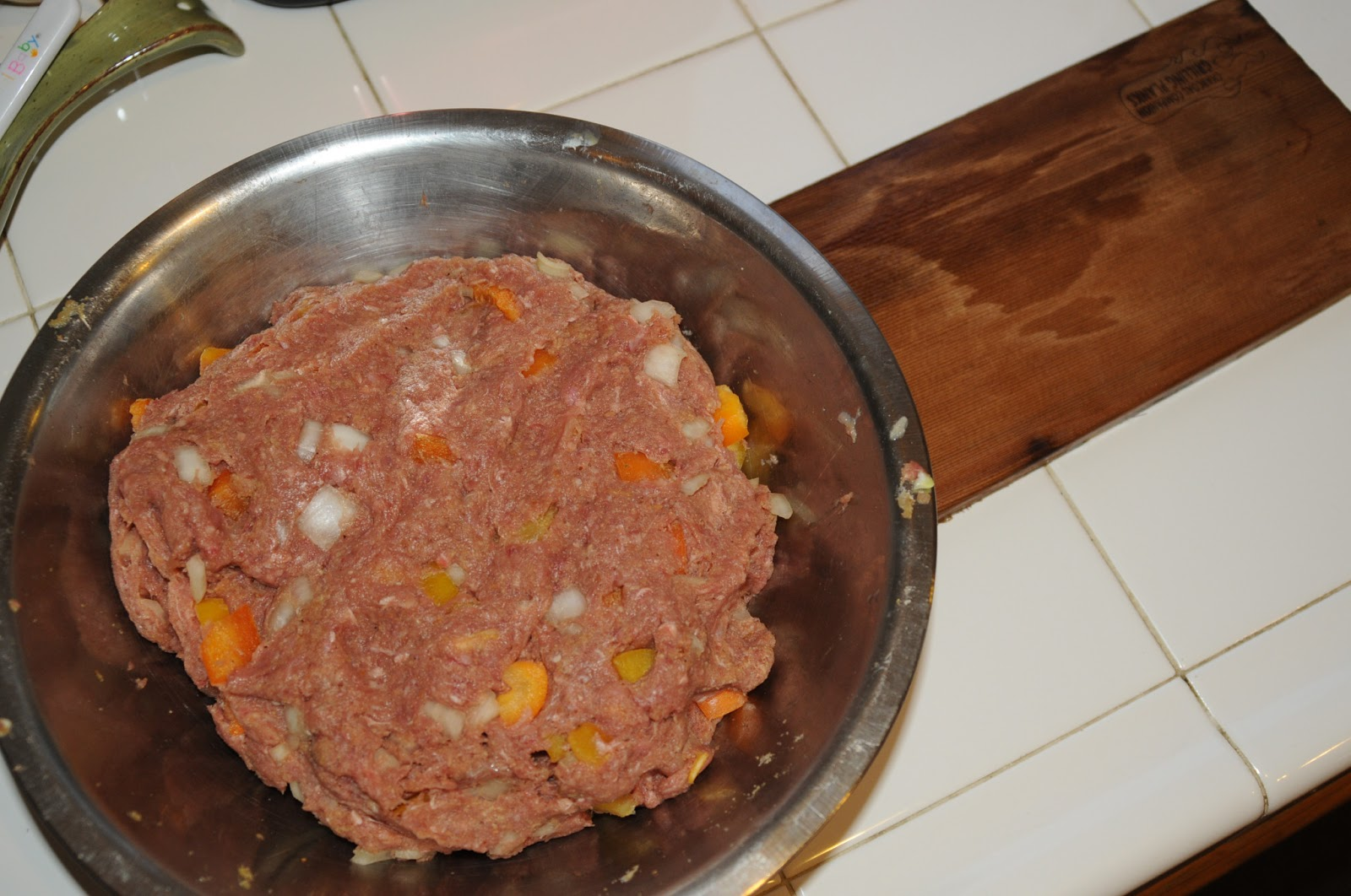 Meat Incorporated: Smoked Meatloaf