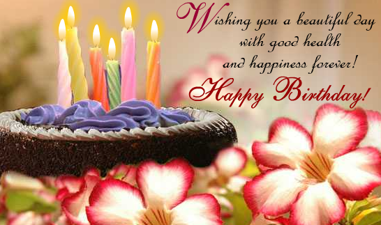 Happy Birthday Wishes Messages Greetings QuotesPictures – Greeting Happy Birthday Message