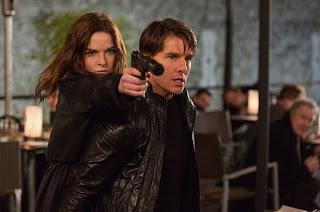 Mission: Impossible - Národ grázlů (režie Christopher McQuarrie)