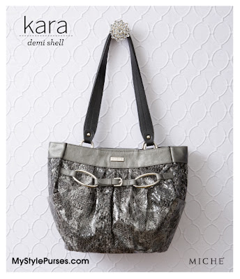 Miche Kara Demi Shell ~ November 2012 ~ Miche Cherish Winter Catalog