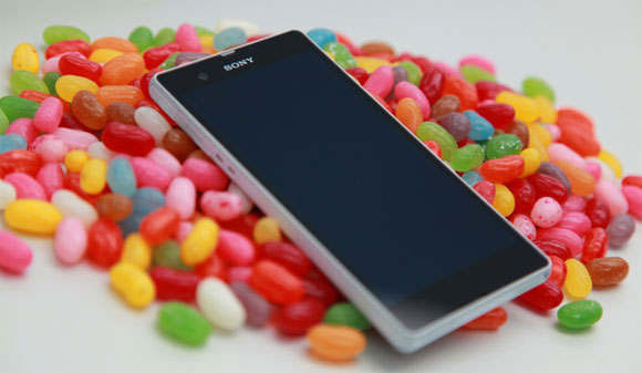 Sony Xperia Update Android 4.3 Jelly Bean
