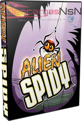 Alien Spidy - PC-Game (2013)