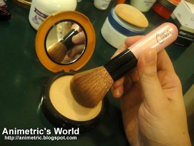 Charm Luxe Powder Brush