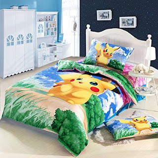 Creating A Pokemon Themed Bed