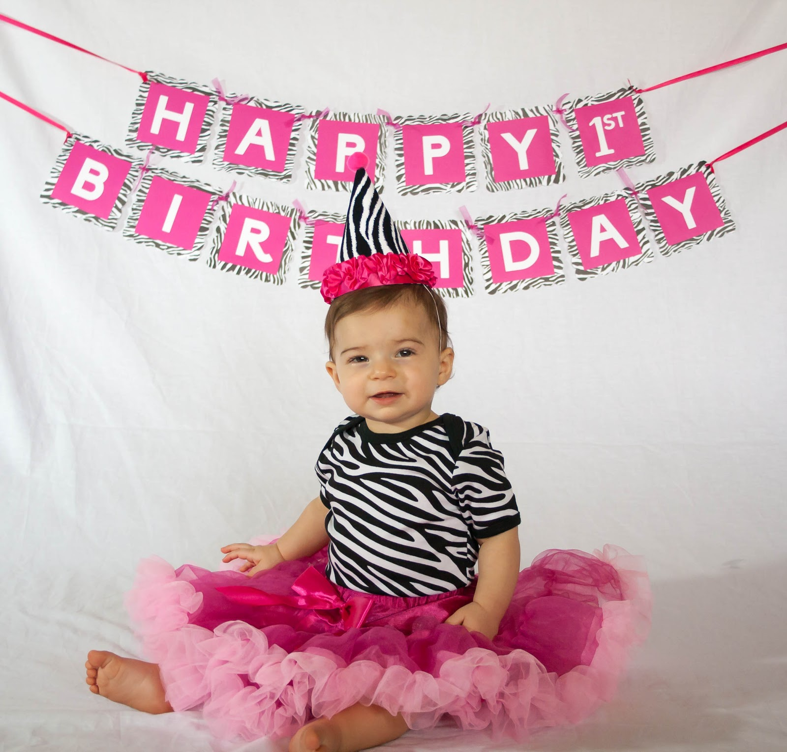 Stansel Journey Happy 1st Birthday Kayla