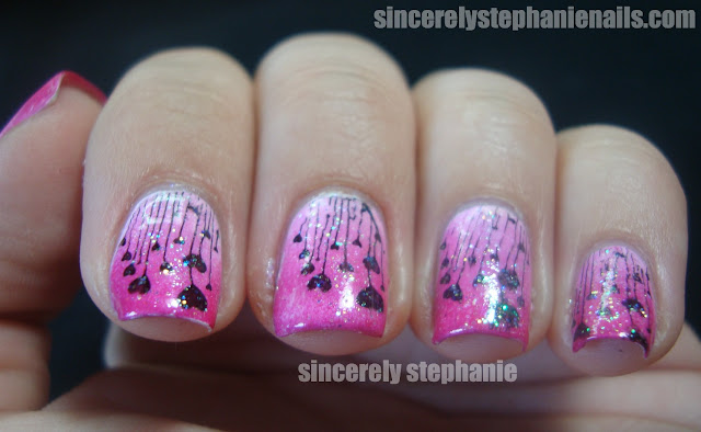 sally-hansen-white-on-hot-magenta-gradient-nail-art-konad-m83