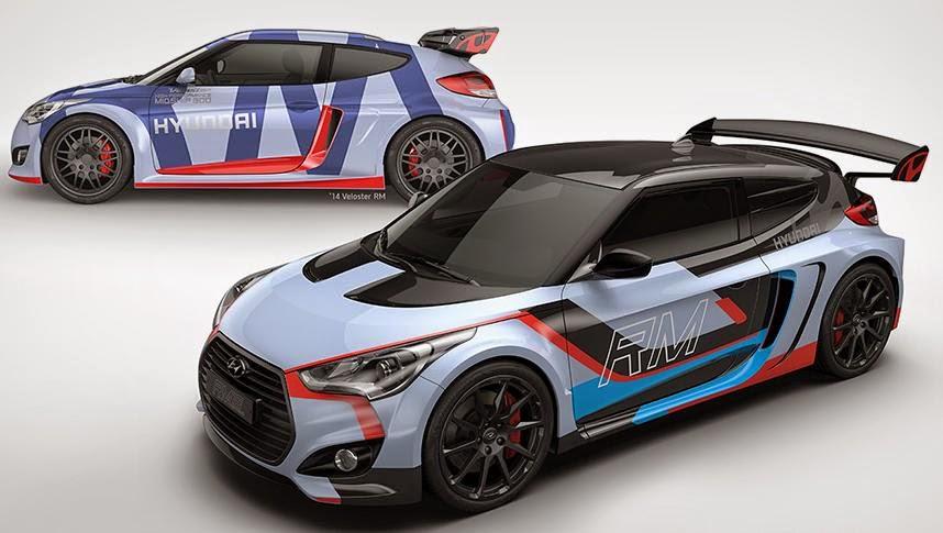 Hyundai markasının ynei konsepti otomobilseverlerin başını döndürüyoe