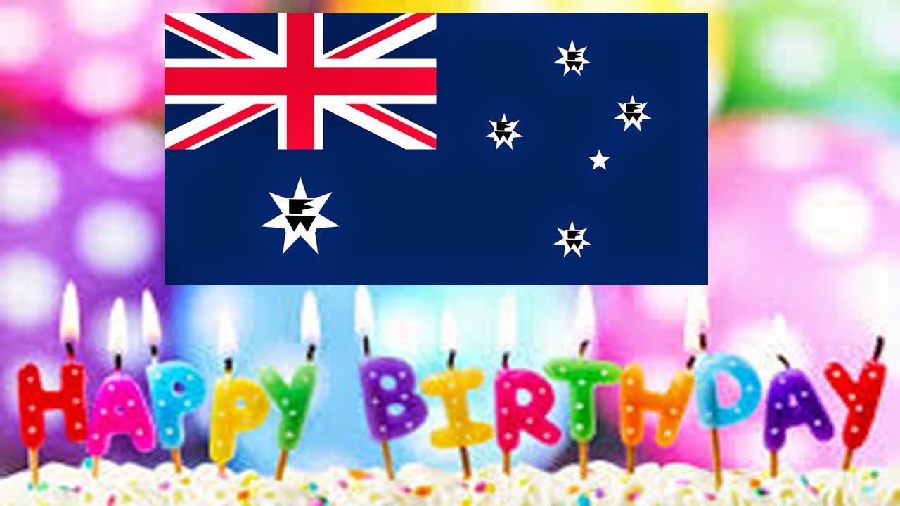 Happy Birthday Ferno Australia 40 Years Old Today