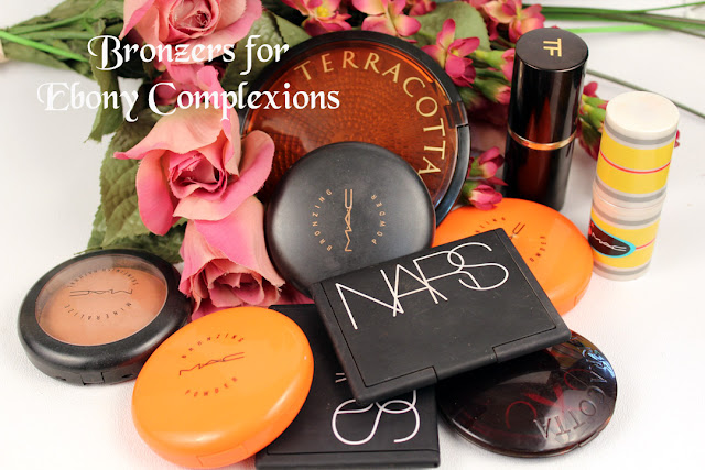 Beautiful Bronzers for Ebony Complexions