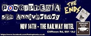 Podrophenia 5th Anniversary bash