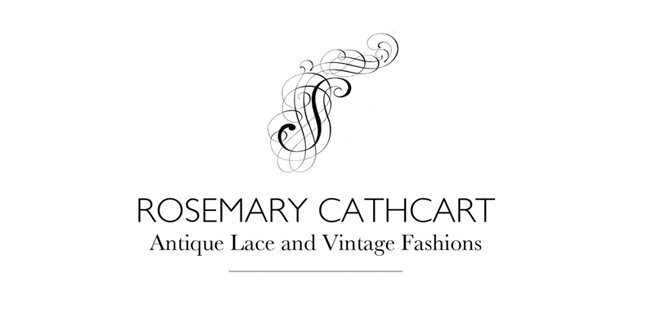 Rosemary Cathcart Antique Lace and Vintage Fashion