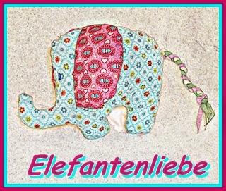 Elefantenliebe bei Sabine!