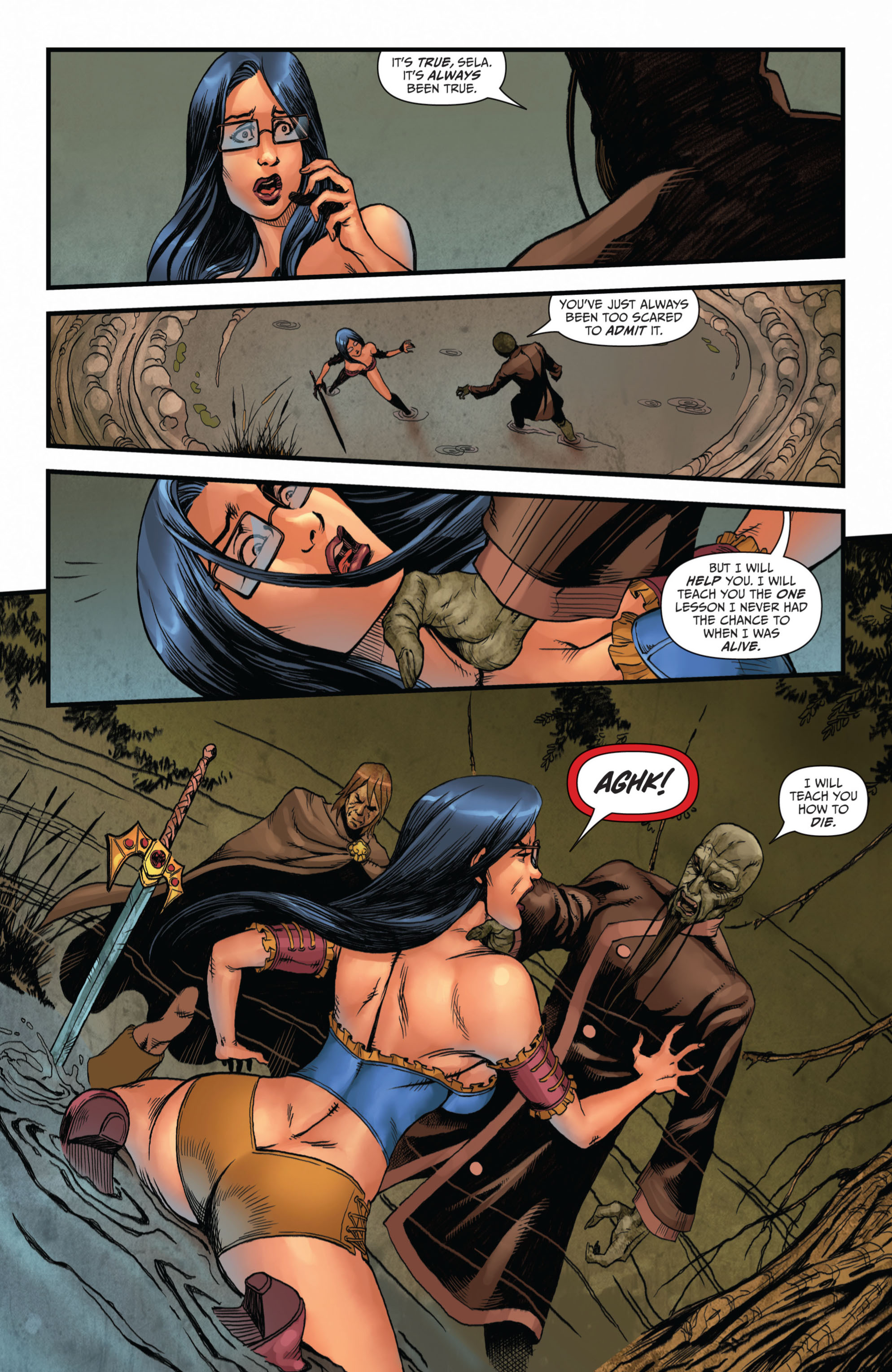 Grimm Fairy Tales (2005) Issue #73 #76 - English 15