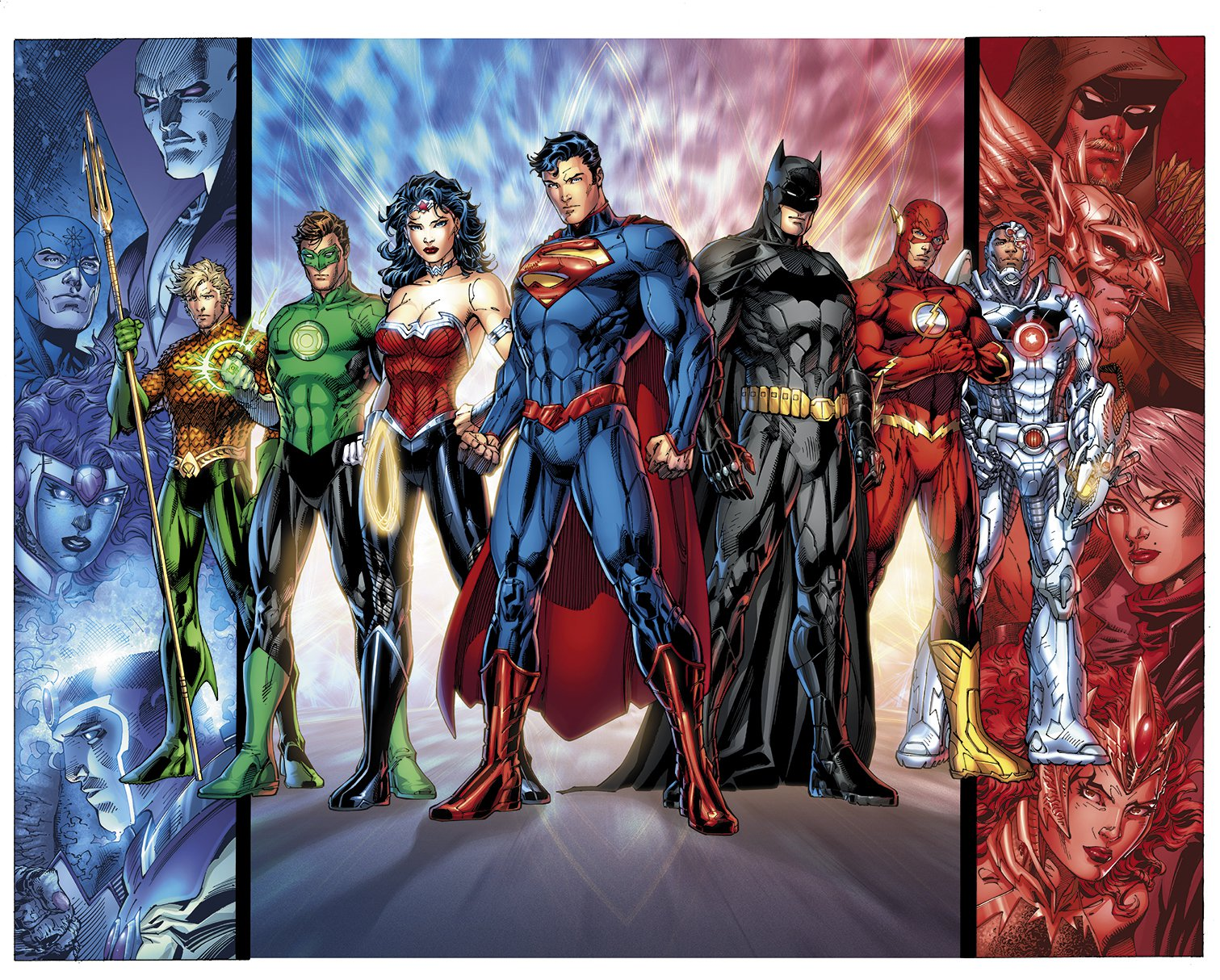 CapMoComics: The DC New 52 Justice League 1-6 Review