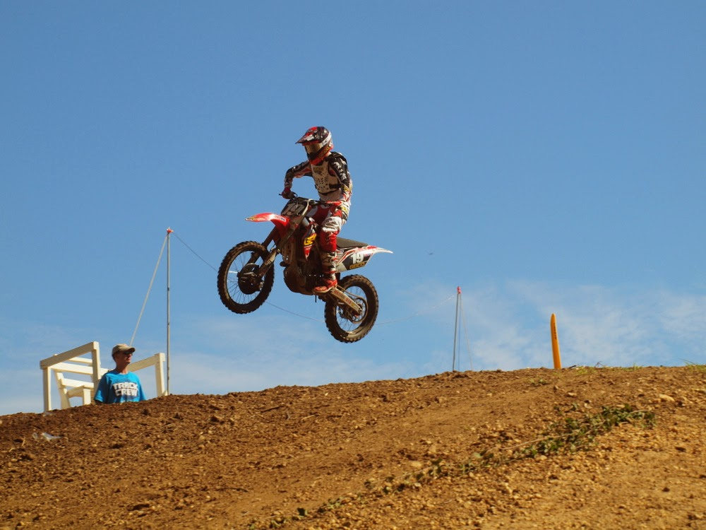 Will Hahn Budds Creek 2013