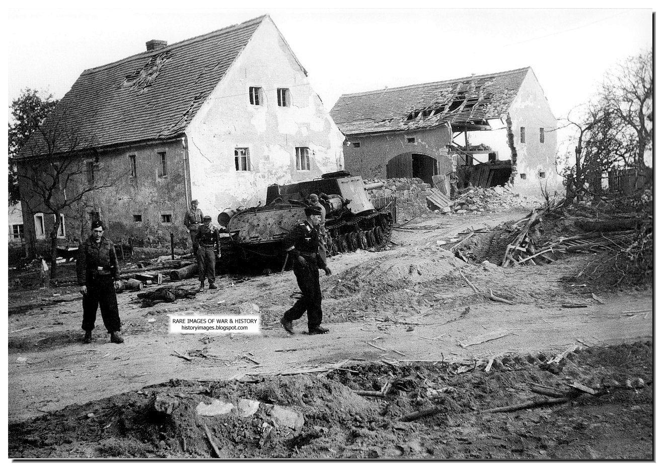 Battle Bautzen 1945 Battle-of-bautzen-april-25-26