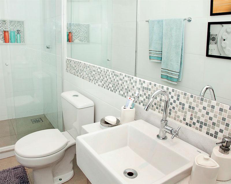 Cantinho dos Beins I ♥ Banheiro -> Banheiro Pequeno C Nicho