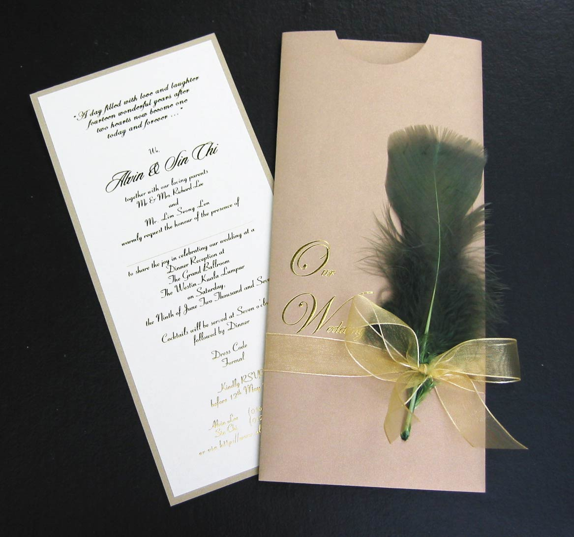 Wedding Fashion Wedding Cards