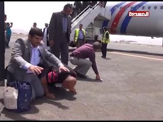 كما ورد الان : ابناء اليمن يناشدون السلطات اليمنية