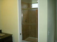 Master Bathroom Shower Install