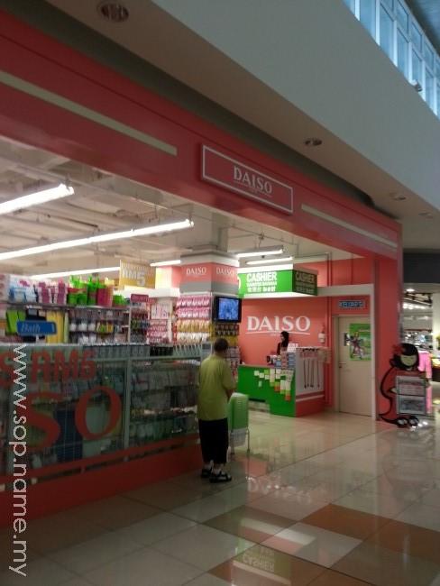 Jom shopping kat DAISO Japan