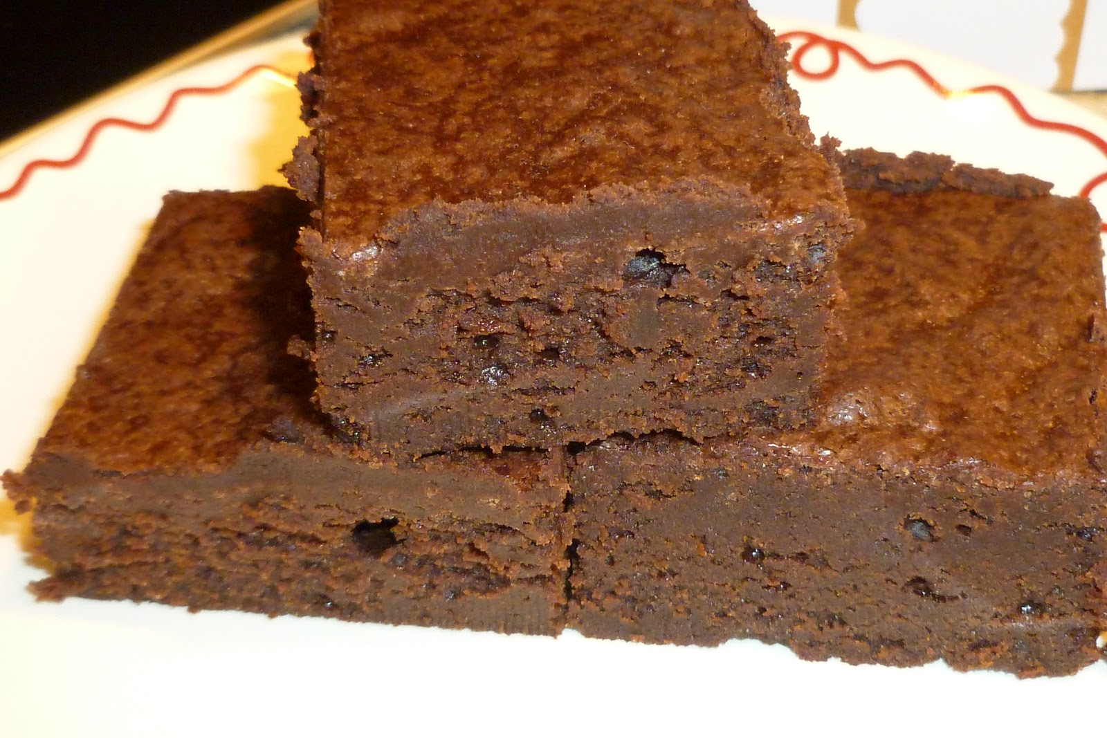 The Pastry Chef's Baking: Truffle Brownies