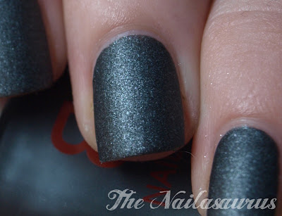BK Matte Smoky Grey Black