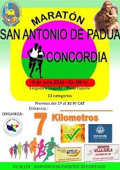 15º Maratón San Antonio de Padua 2016
