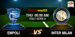 Empoli vs Inter Milan