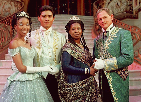 Brandy Norwood in Rodgers + Hammerstein's Cinderella (1997)
