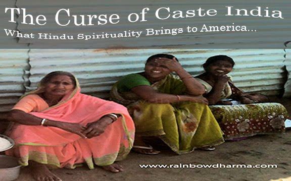 The Curse of Caste India