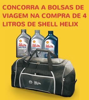 Participar promoção Shell 2015 Bolsas de Viagem