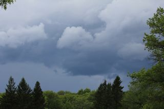 photo of Summer storm clouds