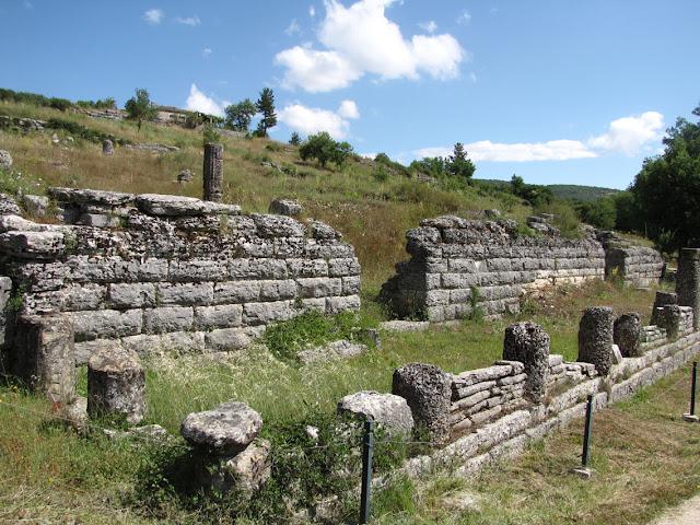 Dodona, bouleuterion