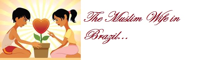 The Muslim Wife in Brazil...